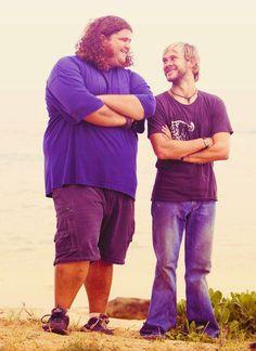 Hurley and Charlie <3