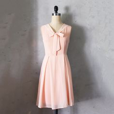 Fab.com | Madeline Dress Peach