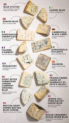 The Best Imported and Domestic Blue Cheeses | Cook's Illustrated