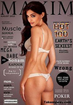 Sonam Kapoor Bikini Wallpapers In 2015 Year (2)