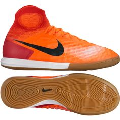 new product edc27 e28b6 Nike MagistaX Proximo II DF IC Indoor Soccer Shoes (Total  Crimson Black University Red)   Nike Indoor Soccer Shoes   843957-805    FREE SHIPPING ...