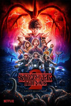 Stranger Things is one of the most trending shows. With our collection of best Stranger Things poster, we've tried to capture all the amazing moments. Stranger Things Netflix, Stranger Things 2 Poster, Stranger Things Dustin, Serie Stranger Things, Stranger Things Aesthetic, Stranger Things Monster, Stranger Things Tattoo, Soundtrack, Strange Things Season 2