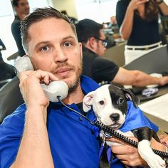 """@RedPhotographic """"#TomHardy at @BGCCharityDay supporting @BDCH and @Bowel_Cancer_UK """""""