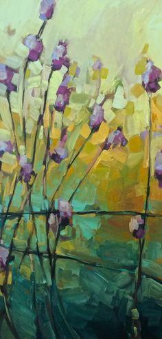 Spring Walk 20x40 $960 Impressionist Art, Modern Impressionism, Nature Paintings, Flower Paintings, Pastel, Spring Art, Medium Art, Tree Art, Landscape Art