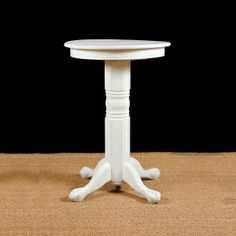 Pair of Pedestal Bar Tables Antique Pine Furniture, Painting Antique Furniture, Antique Paint, Painted Furniture, Bar Tables, Pedestal, Stool, Antiques, Home Decor