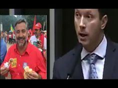 Vídeo TOP 2016-Deputado petista foi arrasado de uma forma nunca antes vi...