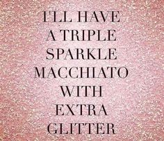 This is how I am going to be kicking off my Monday! I am not embarrassed by my love for all things with glitter and sparkle! It's time to make the shift! I am ready for tomorrow! Quotes To Live By, Me Quotes, Motivational Quotes, Inspirational Quotes, Nail Quotes, Nail Memes, Monday Quotes, Funny Quotes, Sparkle Quotes