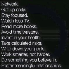Sound advice shared from Entrepreneur Patrick Bet-David