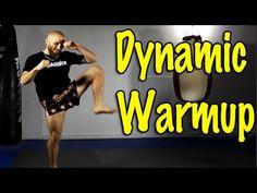 Dynamic Warm Up For Muay Thai Training | Muay Thai Guy
