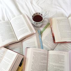 10 Ways To Snap Out Of A Reading Slump