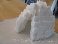 Igloo Crafts for Kids