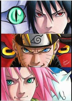 Sasuke, Naruto & Sakura General: While trying Storytelling with an anime series, he still would Naruto Shippuden Sasuke, Naruto Kakashi, Anime Naruto, Naruto Team 7, Fan Art Naruto, Naruto Sasuke Sakura, Naruto Cute, Anime Fan Art, Sasuke Eyes
