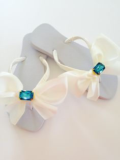 Items similar to WHITE or IVORY Wedding Flip Flops/Wedges.Something Blue. on Etsy Wedding Flip Flops, Wedding Shoes, Wedding Dresses, Picture Wedding Centerpieces, Wedding Day Quotes, Square Wedding Cakes, Wedding Guest Hairstyles, Wedge Flip Flops, Princess Cut Rings