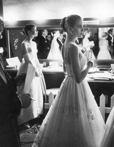 Audrey Hepburn & Grace Kelly