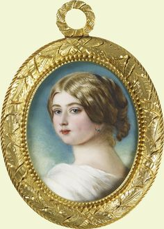Princess Mary Adelaide of Cambridge (1833-97), later Duchess of Teck, mother of Queen Mary
