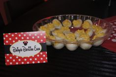Mickey Mouse/Minnie Mouse Party catchmyparty.com