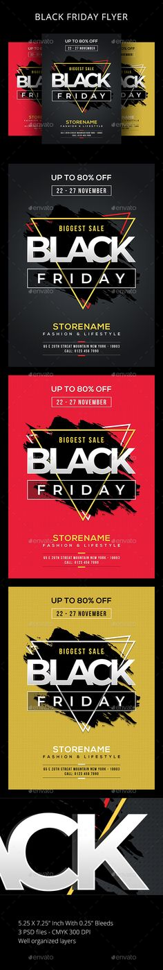 Buy Black Friday by sunilpatilin on GraphicRiver. Black Friday Flyer Black Friday Flyer is designed for all kind of events! The flyer is fully layered and organized to. Halloween Flyer, Envato Elements, Text Tool, Event Flyer Templates, Event Flyers, Sale Flyer, Get It Now, Party Flyer, Print Templates
