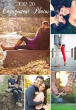 20 Amazing Pose Ideas for Engagement Photos