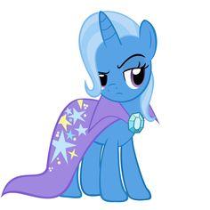 My unicorn pony trixie little