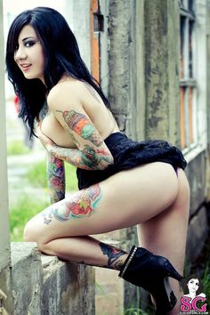 #InkedDoll #Sexy