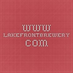 www.lakefrontbrewery.com