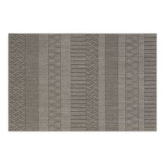 another living room rug idea; lighter rug may clash with light colored couches