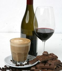 Wine And Caffeine, The New SPF Lotion ?!!?