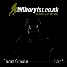 The brand new Military 1st Product Catalogue is out now! Our latest Product Catalogue is showing the best Military 1st online store has to offer. Browse through over 90 pages packed with top quality camouflage and outdoor apparel, tactical backpacks, combat gear and equipment, and more. Check out clickable digital edition!