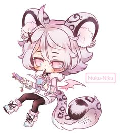DeviantArt is the world's largest online social community for artists and art enthusiasts, allowing people to connect through the creation and sharing of art. Cute Anime Chibi, Kawaii Chibi, Arte Do Kawaii, Medusa Art, Pastel Goth Outfits, Cartoon Outfits, Cute Kawaii Drawings, Molang, Cute Posts
