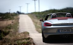 A roadster is not simply a car. The LOVE our Boxster! Boxster is not simply a roadster. It's a sports car that brings you closer to the road, closer to real life and connects