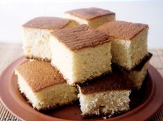 Massa de Pão de Ló - Veja como fazer em: http://cybercook.com.br/massa-de-pao-de-lo-r-12-13974.html?pinterest-rec