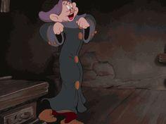 Walt Disney Pixar, Disney Films, Disney Magic, Disney Characters, Old Disney, Disney Love, Hades Disney, Snow White Seven Dwarfs, Snow White Disney