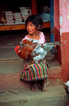 San Cristobal Totonicapan, Guatemala