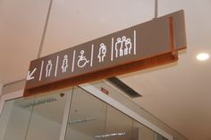 Wayfinding - Ceiling sign - Shopping Contagem - Contagem (MG) - Brazil # Brazilian design