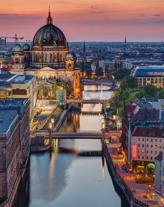 Germany's capital is a hard-partying metropolis with a tumultuous history and tons of cultural attractions. Of course, you can't escape reminders of the Holocaust and the Cold War, but Berlin isn't … Berlin Travel, Germany Travel, Travel Europe, Berlin Germany, Munich, Berlin Berlin, Berlin City, The Places Youll Go, Places To Go