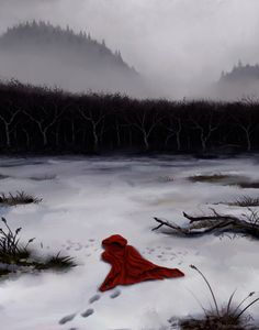 Where's Red?.......... Little Red Riding Hood LRRH