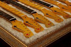 Guitarras SOVIET guitar - Stratocaster - maple flameado