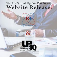 Our new partners at Up10 Welding & Fabrication LLC have a fresh website re-design coming their way this weekend. Helping small businesses achieve growth is what we R4! #R4DigitalMarketing  #Marketing #Advertising #SanAntonio #AlamoCity #supportlocalbusiness #marketingfirm #websitedesign #seo #sem #digital #digitalmarketing #management #refined #experts #tech #ads #facebookads #socialmedia #google #bing #yahoo #site #company #seoproblems #searchengineoptimization #searchengines