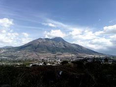 Volcan Imbabura desde Los Soles