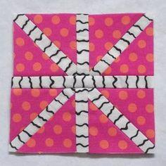 Asterisk block tutorial http://selvageblog.blogspot.com/2010/06/quilt-along-asterisk-quilt-post-2.html
