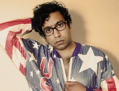 Hari Kondabolu headlines Comedy Works Downtown July 13-15.