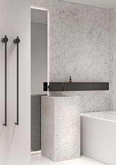 Apartment Interior Design, Bathroom Interior Design, Toilet Room Decor, Interior Architecture, New Homes, Behance, House Design, Adobe Photoshop, Maya