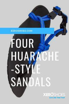 911c5ab9ccd Huarache-style sandals - Xero Shoes