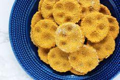 Pumpkin Dog Treats Recipe -