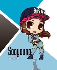 Sooyoung (I Got A Boy)