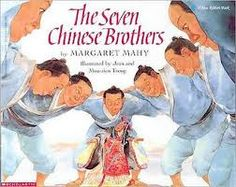 The Seven Chinese Brothers (Blue Ribbon Book): Margaret Mahy, Jean Tseng, Mou-sien Tseng: The Story About Ping, Margaret Mahy, Chinese New Year Dragon, Thing 1, Reading Levels, Blue Ribbon, Book Lists, Childrens Books, My Books