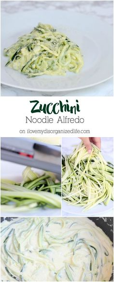 This low-carb Zucchi