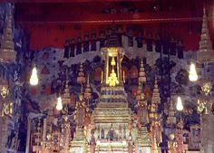 The Emerald Buddha, Wat Phra Kaew, Thailand. Cr. Nisa Sithiary Hsu