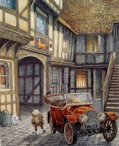How I found the best illustrated edition of The Wind in the Willows