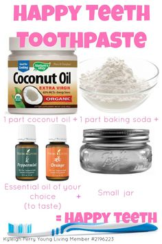 Try it y'all! They say orange whitens teeth! I like using orange AND peppermint!